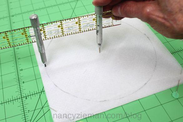 Nancy Zieman Shows How to Make a Sailboat Quilt