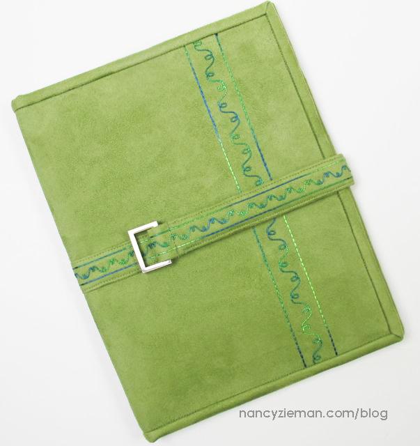 Sew Techie Covers by Nancy Zieman