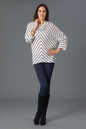 M7252 Pullover Pattern by Nancy Zieman