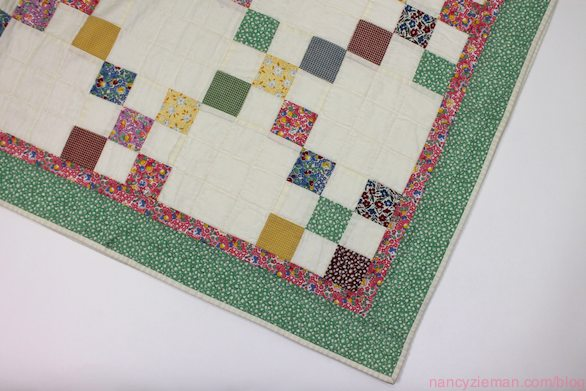 How To Make A 9 Patch Quilt Block Nancy Zieman Sewing With