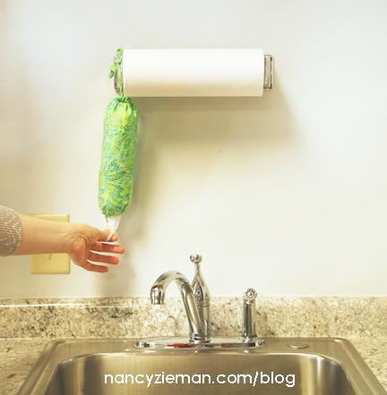 Sew A Plastic Bag Wrangler with Nancy Zieman