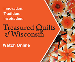 Watch Treasured Quilts of Wisconsin
