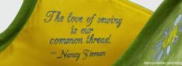 Baby Lock/Sewlebrity Love of Sewing Challenge/Nancy Zieman