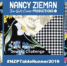 NZP Fall Table Runner Sewing Challenge 2019 Feature Image