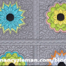 Quilt With an Embroidery Machine in 8 Easy Lessons Part One on The Best of Sewing With Nancy