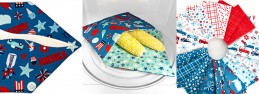 Wrap-N-Zap Baked Potato Zapper and Veggie Steamer Bag Sewing Tutorial Featured Image